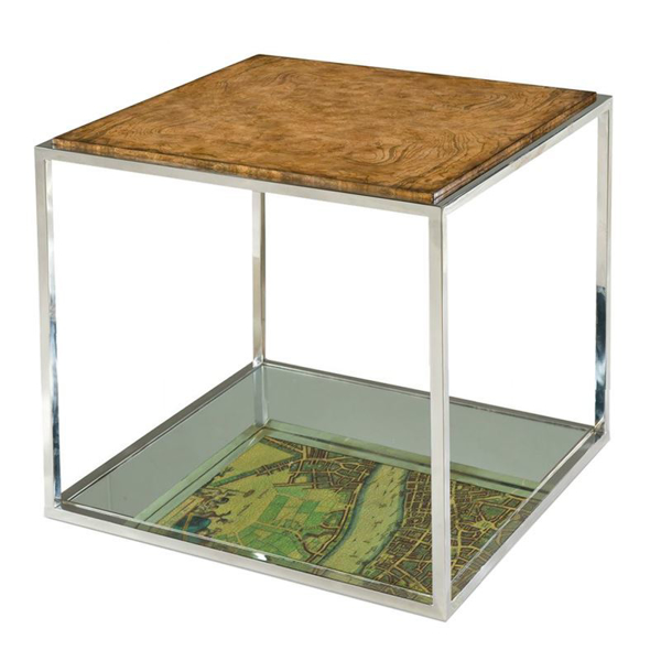 Ash Cube Side Table 34 1