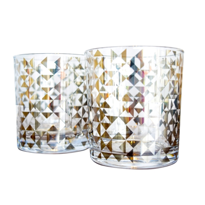 drinking-glass-gold-triangles-front1