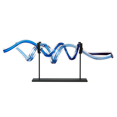 coil-object-on-stand-steel-blue-front1