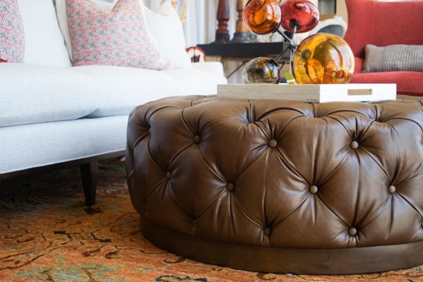 Picture for category Deer Valley - Ottomans + Stools