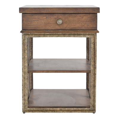 Picture of Art Industrial Companion Table