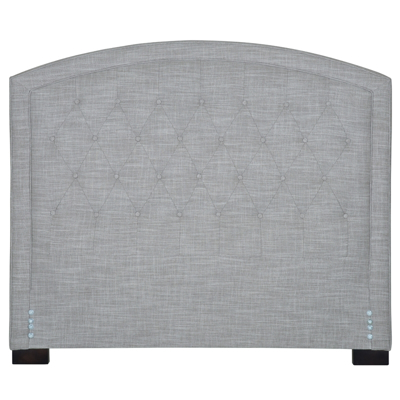 Picture of Arc Diamond Tufted Headboard